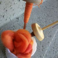 Spinning Basics-Spindle Spinning Heavier Yarns