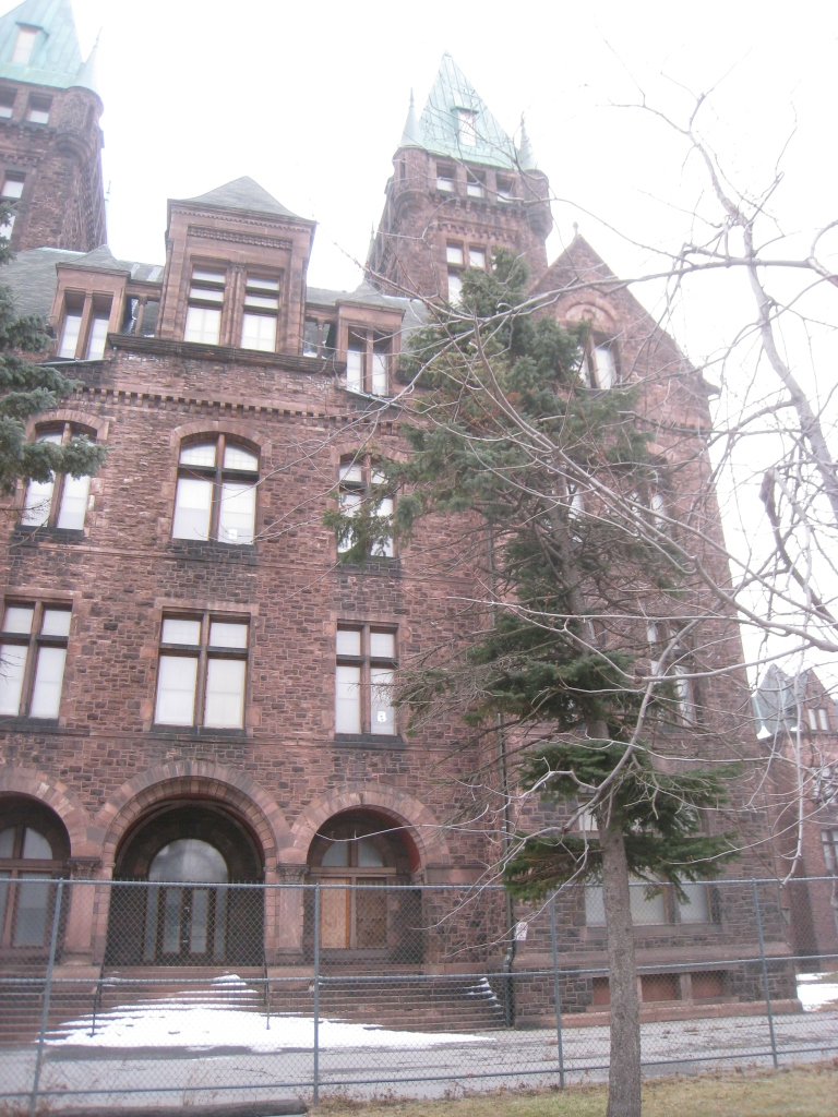 Haunted Western New York-the H.H. Richardson Complex
