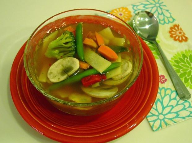 Zero Oriental Soup