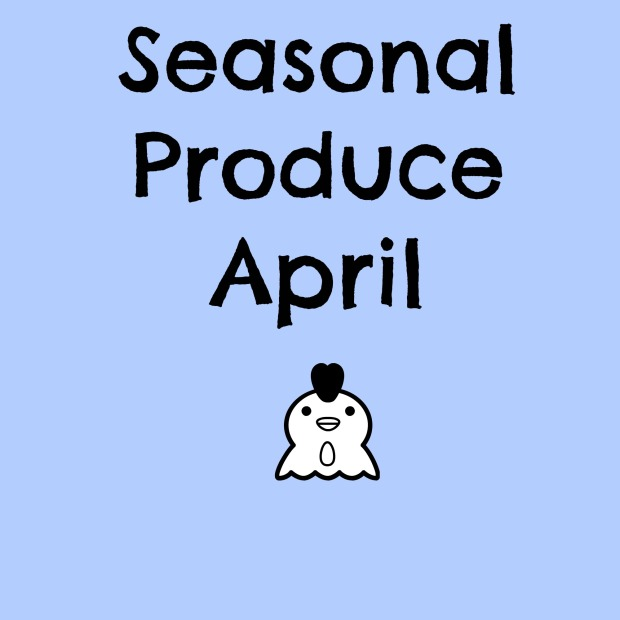 In Season In April