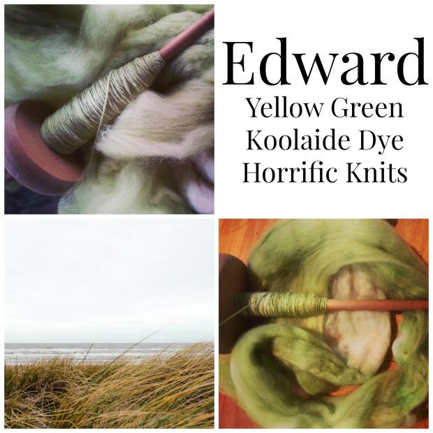 Edward Olive Green