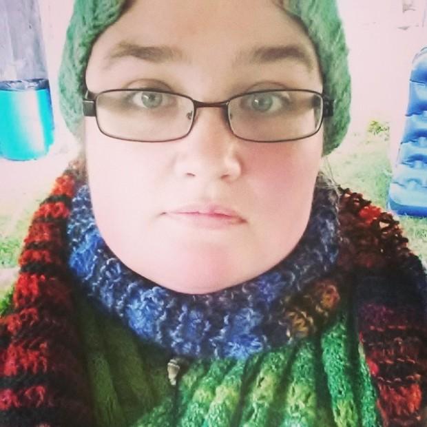 july polar vortex scarf