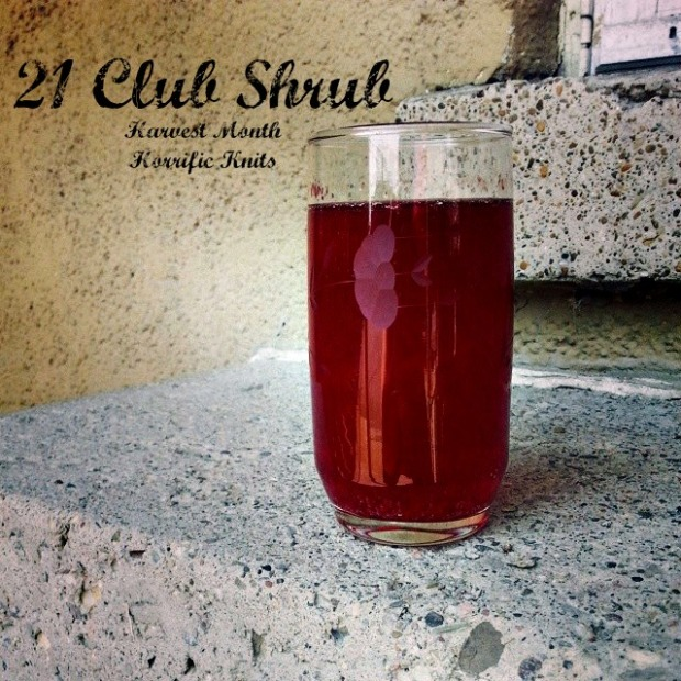 21 club shrub