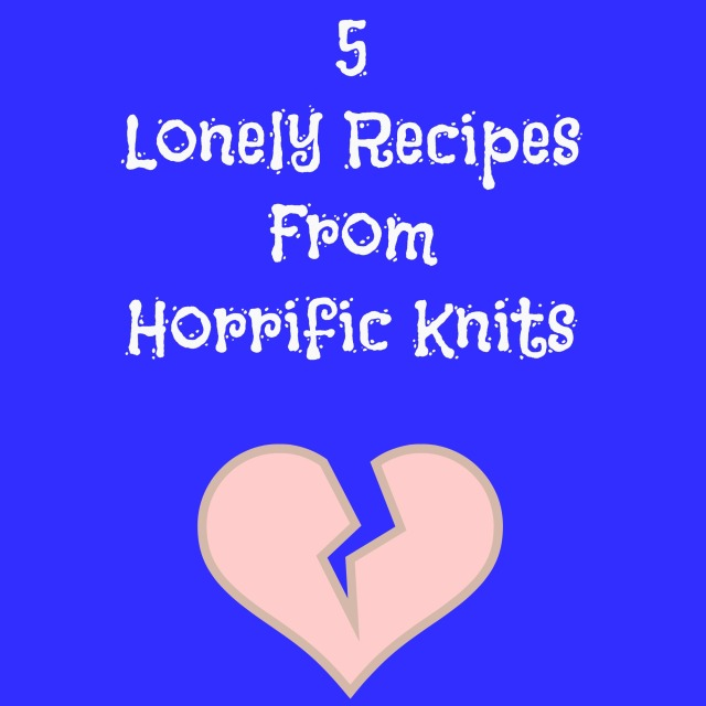 5 lonely recipes