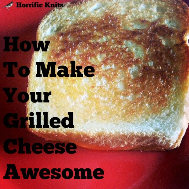 awesome grilled cheeses