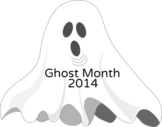 ghost month 2014