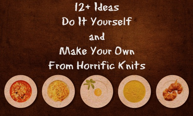MYO and DIY from Horrific Knits