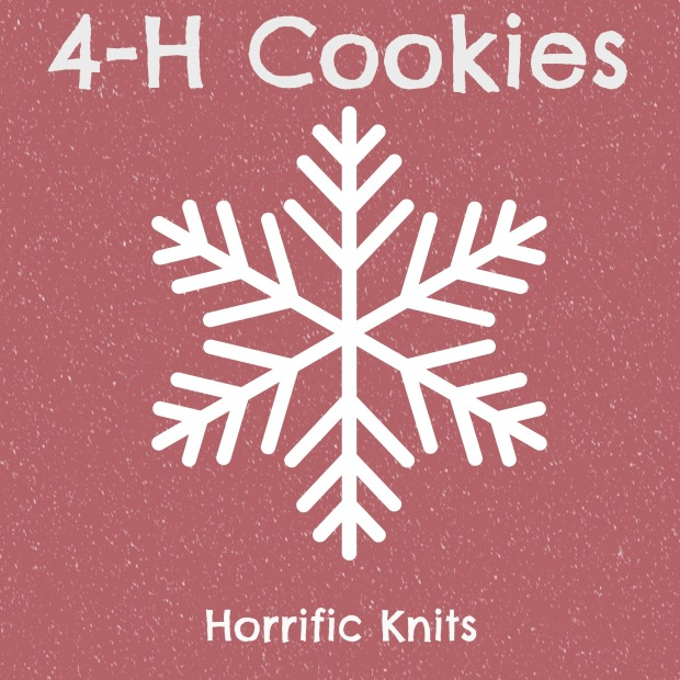 4-h cookies cover