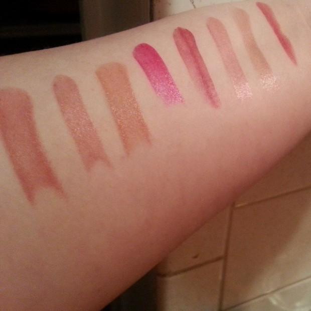 lipstickswatches